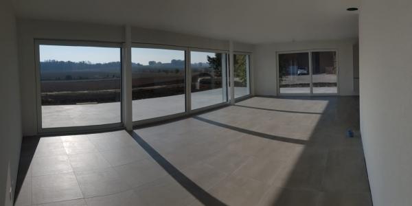 Exemple d'une pièce à vivre