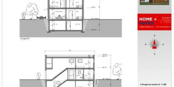 Sectional drawings