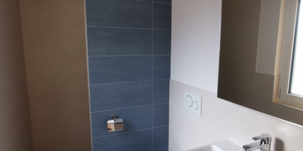Exemple d'une salle de bain